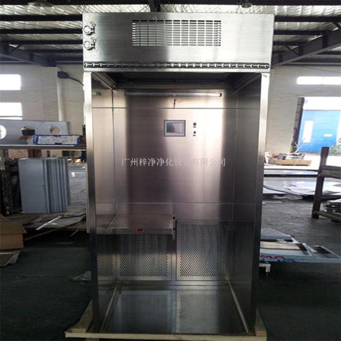 负压称量房它提供一种垂直单向气流,并保持设备内的压力相对与设备外部为负压。