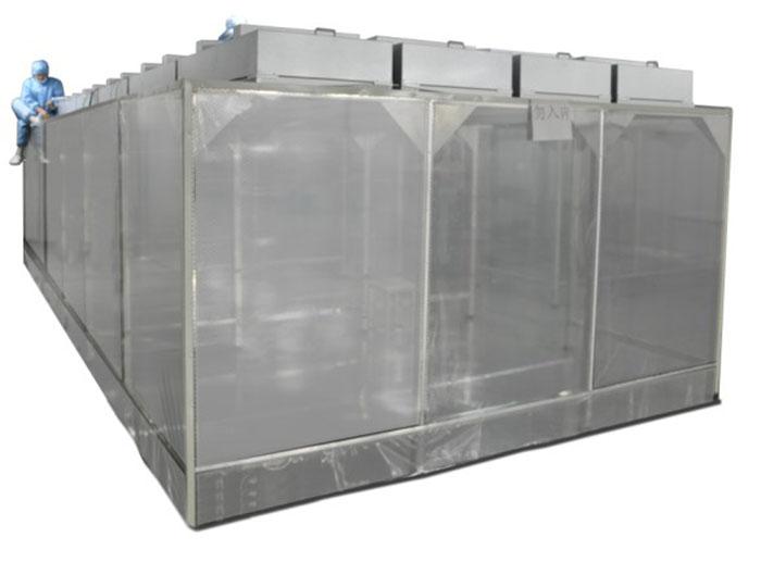 亚克力洁净棚又称为亚克力净化棚或者亚克力无尘棚